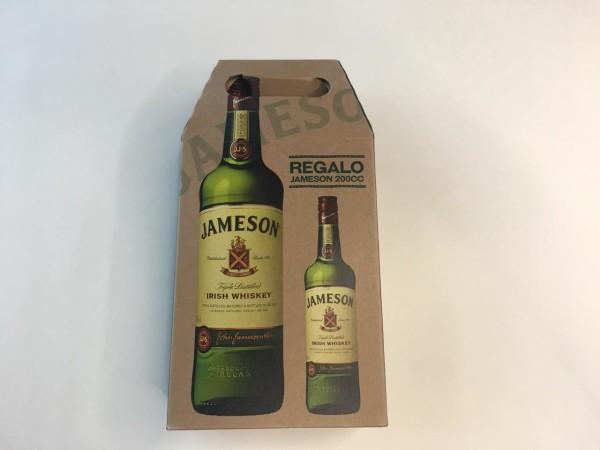 Esta botella de Jameson, será siempre bien recibido en el mini bar de cualquier