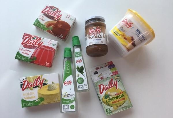 Comer dulces sin culpa es posible gracias a la línea de productos Daily.