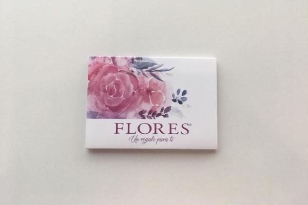 La indumentaria adecuada es clave para motivarte a practicar alguna actividad física. Con estas giftcard de Flores, podrás elegir la prenda que más te guste de la tienda.