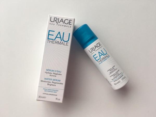 Estos productos de la nueva línea de Eau Thermale de Uriage es perfecto para cuidar la piel de tu rostro para verte radiante.