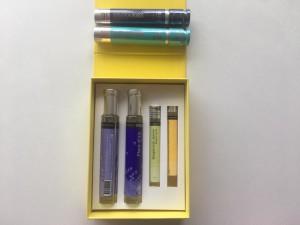 Este set de primaverales fragancias de la nueva casa de perfumes Adopt, son perfectos para llevar a todos lados.