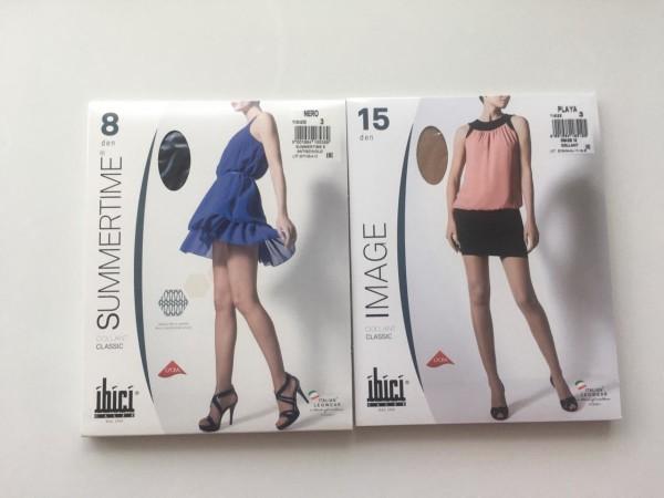 """Las pantys son un """"must have"""" en las piernas de cualquier mujer. Ibici Italy, marca italiana con 36 años en Chile lo sabe y cuenta con productos de primera línea con propiedades dermocosméticas."""
