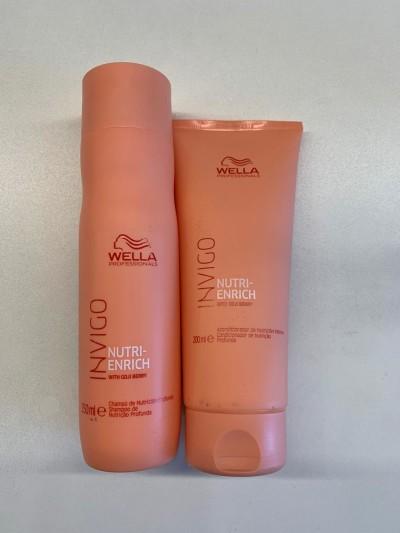 Este shampoo y acondicionador de Wella le entregarán nutrición y brillo a tu cabello