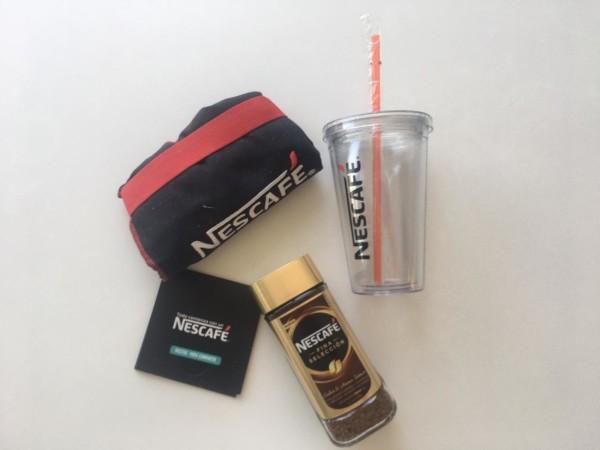 Estos kit de Nescafé son perfectos para asistir en los espacio itinerantes 100% sustentable que estarán recorriendo varias playas del país, durante este verano.